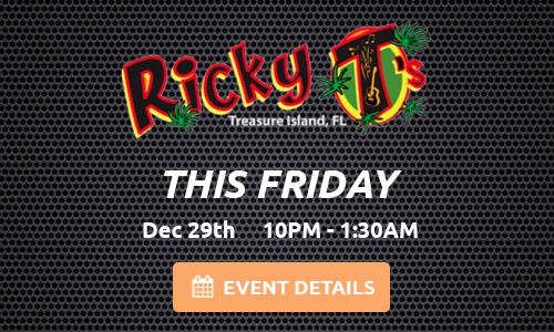 Ricky Ts 12-29-17 Treasure Island, FL 33706
