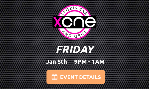 Xone Sports Bar & Grill 01-05-18 Largo, FL 33774