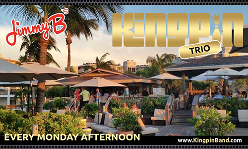 Jimmy B's – Every Monday – St Pete Beach, FL